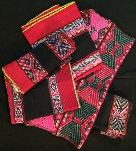 SPECIAL OFFERING: Mestana Cloths, Q'ero