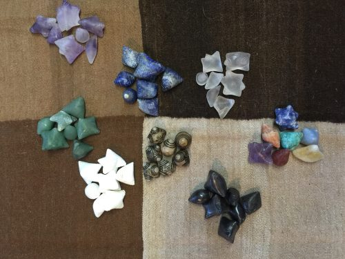 Mini Chumpi Stones - Holiday Sale through December 21, 2017