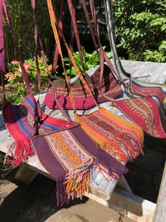 Peruvian Woven Bags, Purses and Carryalls