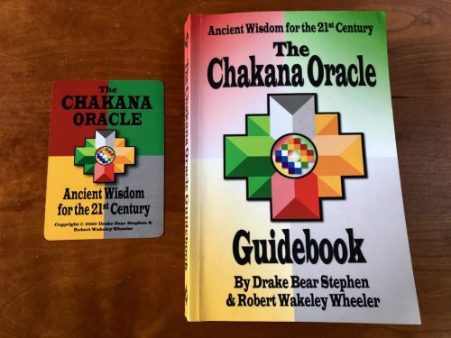 The Chakana Oracle--JUST RELEASED--SALE