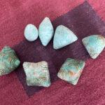 Chrysocolla Mini Chumpi Stones