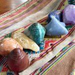 Rainbow Mini Chumpi Stones